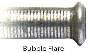 Bubble flare