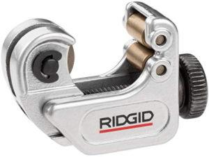 Best copper pipe cutter from Ridgid - 32975 cutter