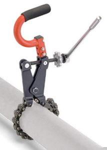 Ridgid Model 226 Chain Cast Iron Pipe Cutter